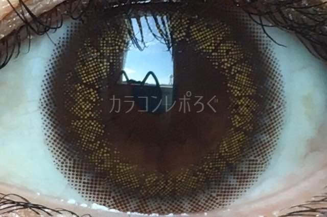 スウィートアンバー/ビュームワンデー着画アップ