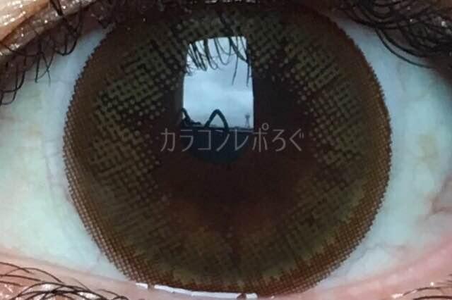 イットガールガールリッシュブラウン(i-lens/アイレンズ)着画アップ
